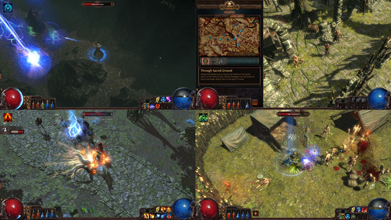 path of exile скриншот скрин