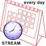 stream-schedule