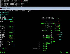 tomenet-review-roguelike