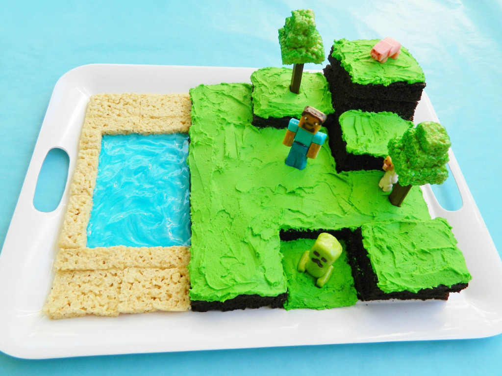 minecraft-cake-food-sweet