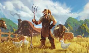 Фермы на островах - худшее, что могли ввести в PvP-направленную игру