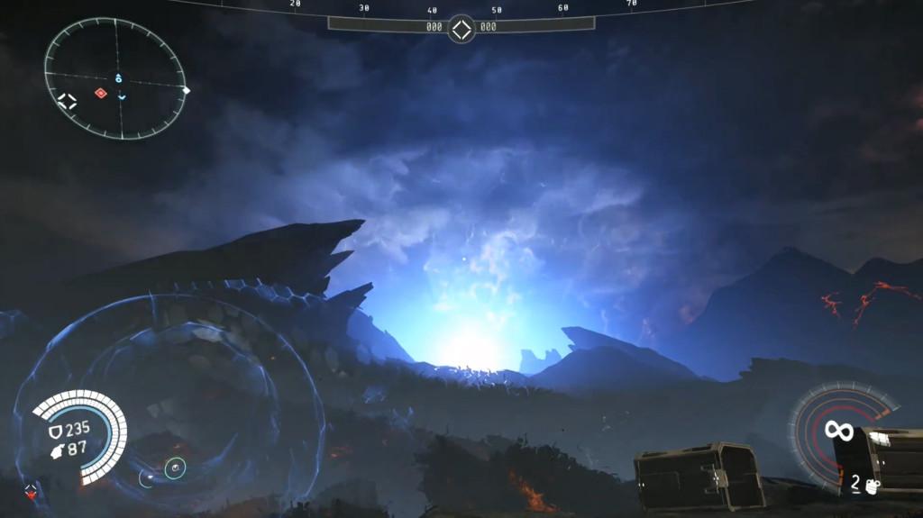 Орбитальная бомбардировка... По идее за нее должны отвечать игроки Eve Online