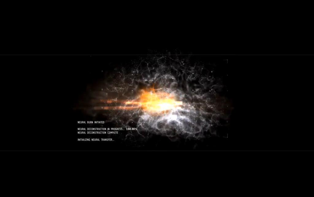 Перенос нашего «я» происходит за счет технологии Infomorph Psychology из Eve Online