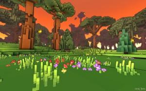 Даже трава в игре квадратная, то не делает ее менее симпатичной