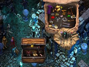 В LR  все как в Ultima Online, даже инвентарь