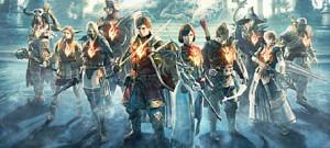 Вот они, герои драконьих войн!