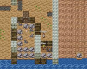 Некоторые недобросовестные игроки огораживают территории и не кладут там полов, чтобы там накапливались ресурсы...